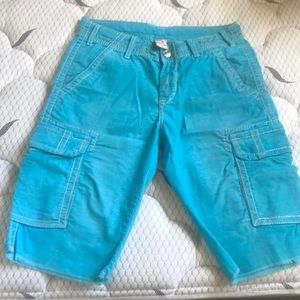 True Religion Cargo Shorts